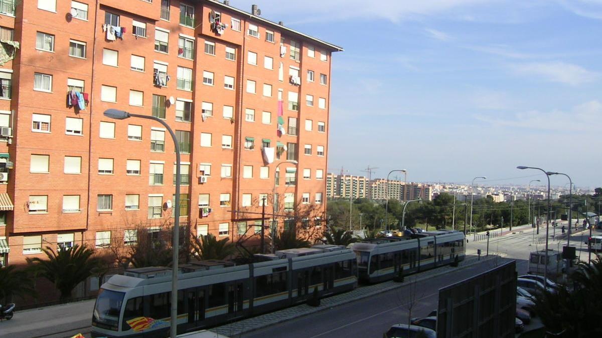 La zona tarifaria de la Línea 4 del tranvía de Paterna es ya Zona A