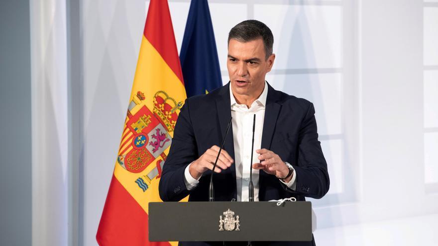 Pedro Sánchez anuncia un plan sobre salud mental de 100 millones de euros