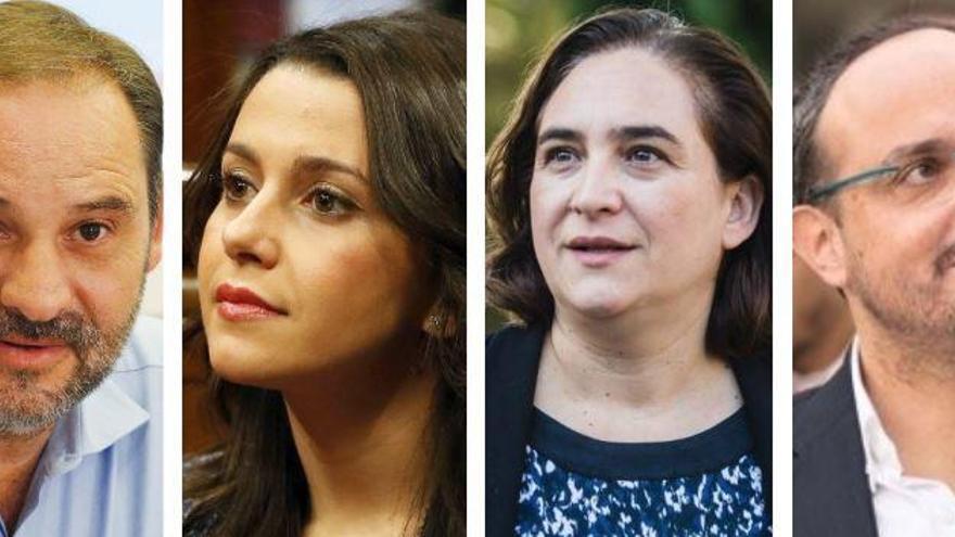 PSOE, Comuns, Cs i PP carreguen contra Torra per apostar per la via eslovena
