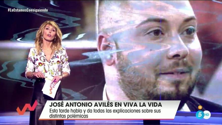 Desvelan la adicción que sufre José Antonio Avilés, el colaborador más polémico de Viva la Vida
