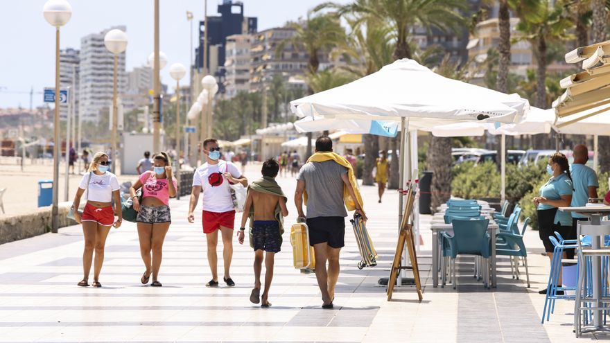Las aguas residuales de Alicante evidencian que el covid pierde presencia en toda la ciudad