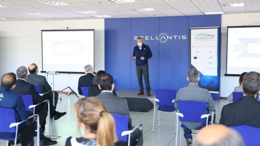 Stellantis Vigo lanza un proyecto de 22 millones para la fábrica del futuro