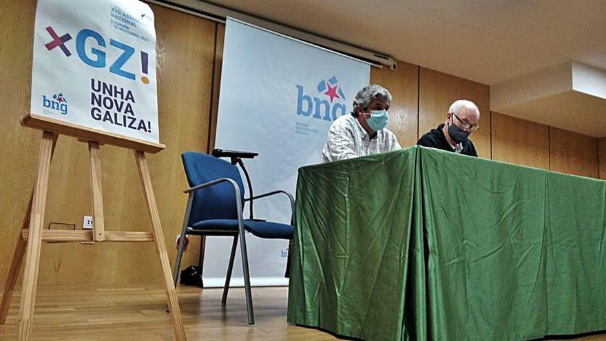 El Bloque de O Salnés debate las ponencias de la decisiva asamblea del 7 de noviembre