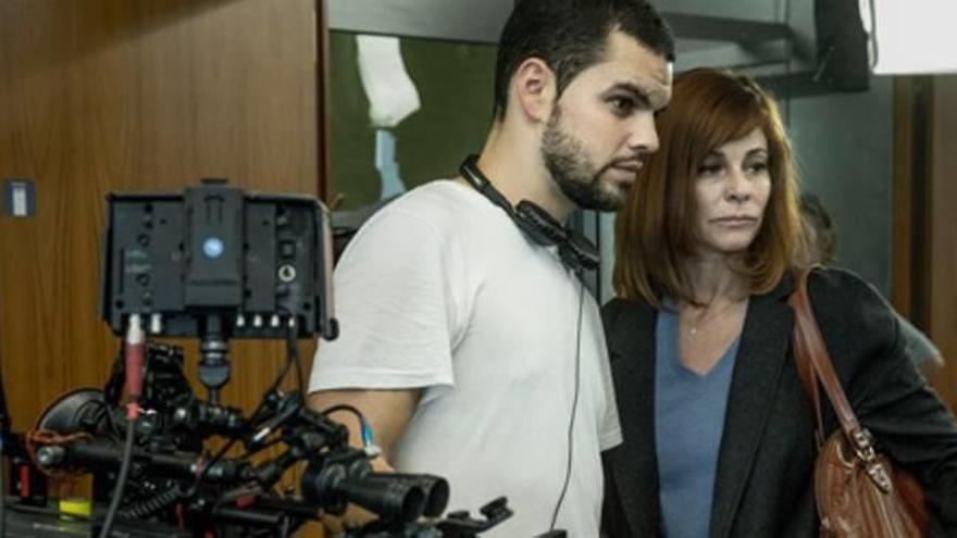 David Victori roda amb Belén Rueda la seva estrena en el llargmetratge