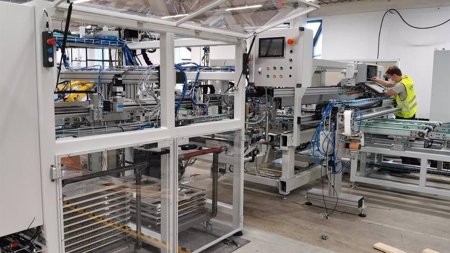 Lumon abrirá una fábrica en Antequera que creará 200 empleos, con intención de llegar a 300 en poco tiempo