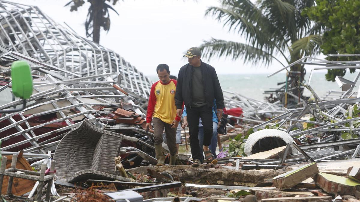 La peor catástrofe natural del siglo fue el tsunami en el Océano Índico de 2004, que causó 226.400 muertos.