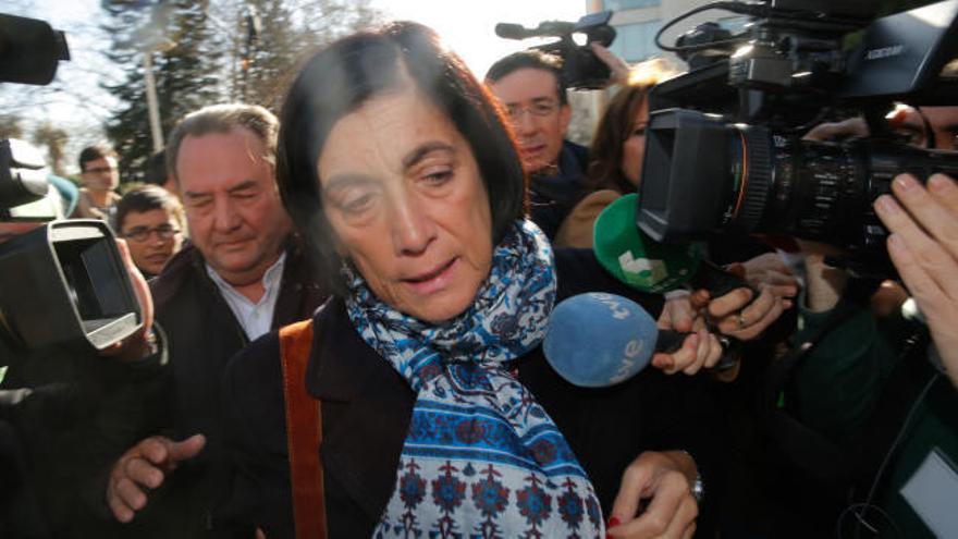 Los acusados evitan pedir perdón a las víctimas tras el juicio