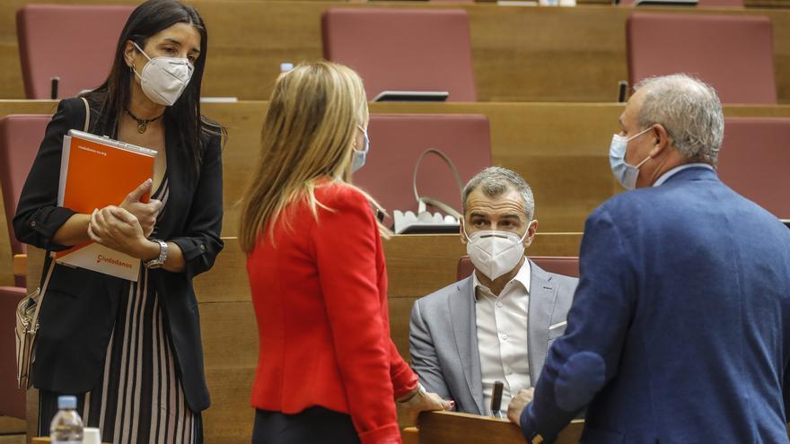 Ciudadanos despacha a Cantó: Ni es un asunto valenciano ni afecta al partido