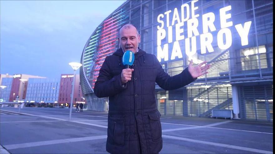 Carles García Alemany te cuenta la previa de Champions desde Lille