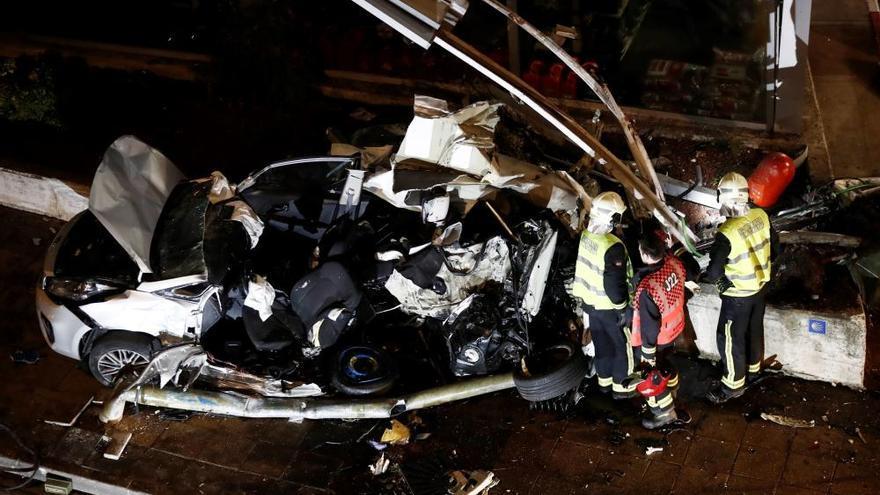 Accidente de autobús en Estella, Navarra