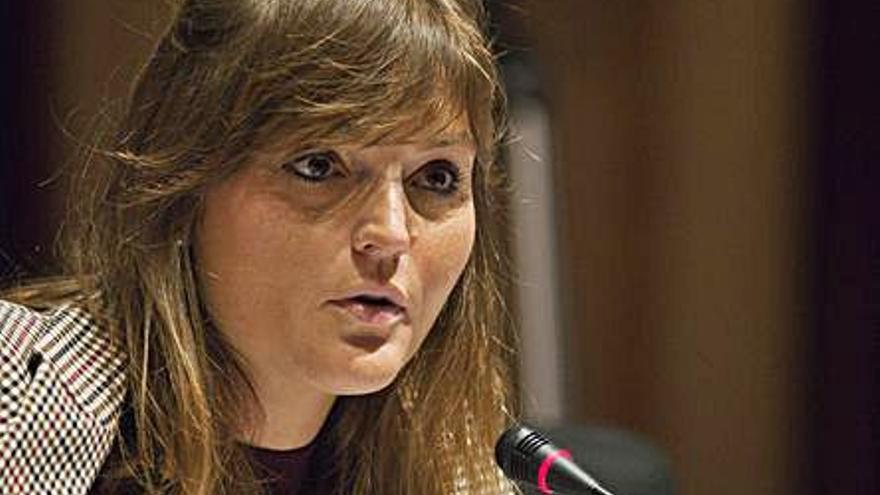 Ciudadanos pide a Baltar que declare tránsfuga a la diputada Montse Lama