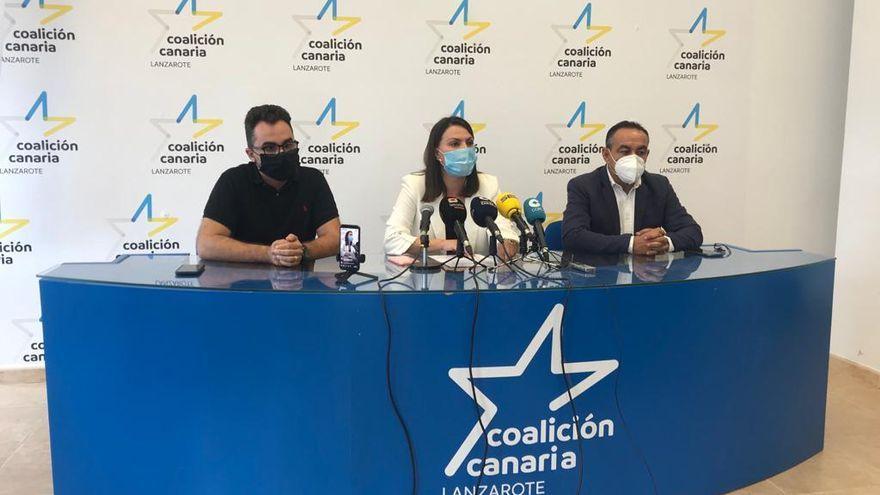 CC rompe el pacto de gobierno con el PSOE en Haría