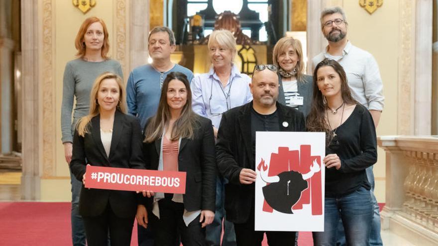 Neix la plataforma «Prou Correbous» per «lluitar contra el maltractament animal» a les festes de Catalunya