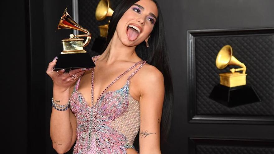 Todos los ganadores de los Grammy 2021