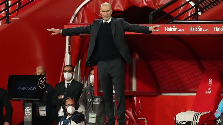 Zidane insinua el seu adéu