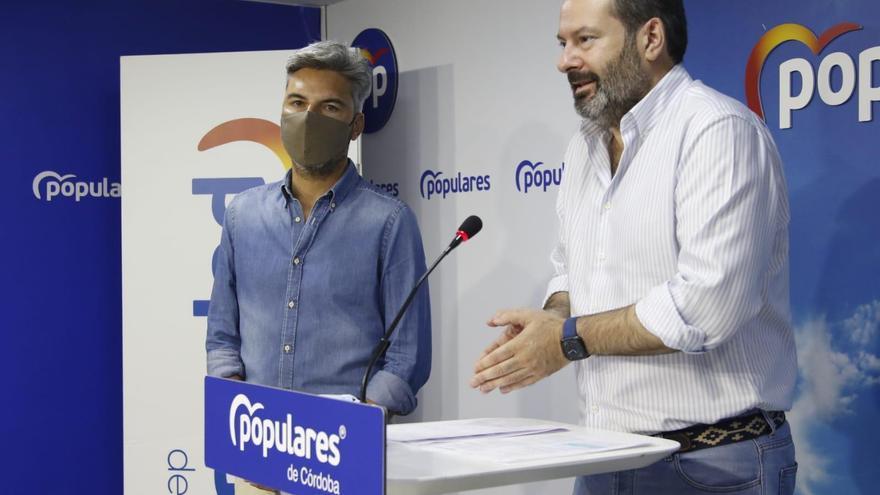 """El PP exige al Gobierno central que """"rectifique"""" y declare a Alcaracejos zona catastrófica"""