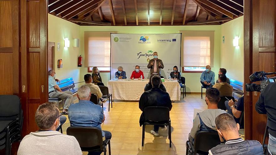La Gomera presenta el proyecto 'Guarapo', que mueve 1,2 millones
