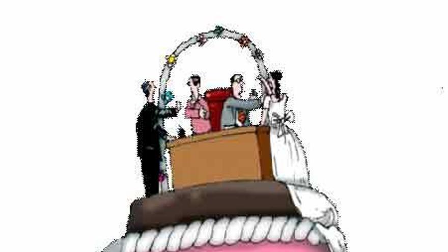 Colapso en los juzgados de familia