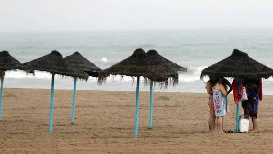 Hasta cuándo durará el temporal en Valencia