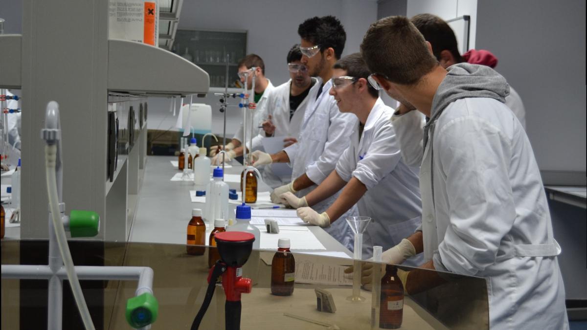 Grado en Ingeniería Química Industrial