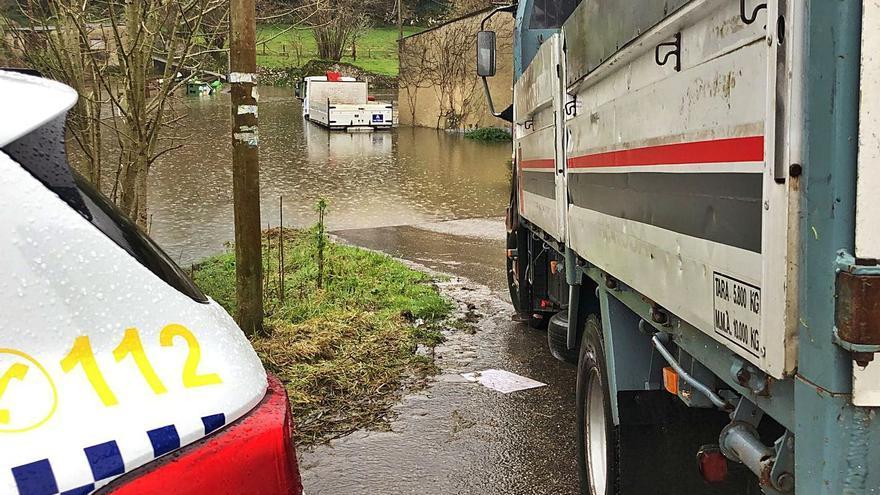 Confederación afirma que no le compete solucionar las inundaciones en Soberrón