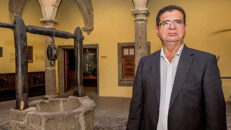 Manuel Lobo presenta su libro sobre Juana de Austria en la Casa de Colón