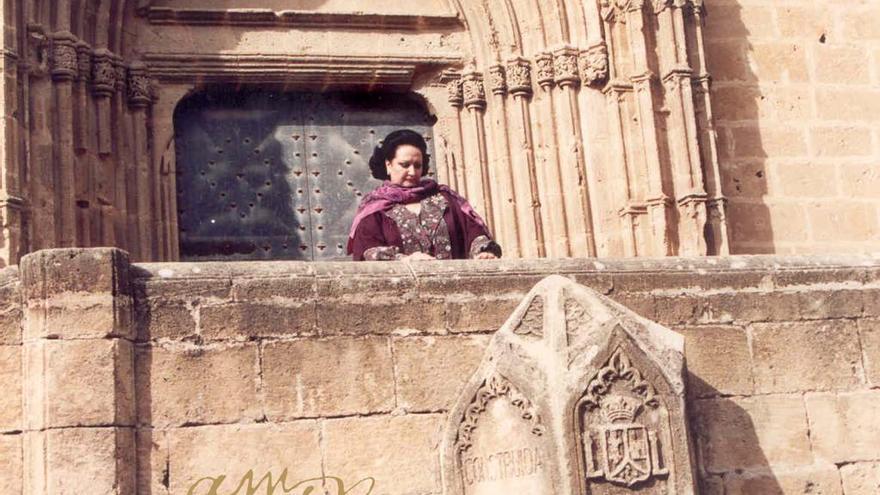 La hija de Montserrat Caballé cantará en la iglesia de Xàbia donde actuó su madre hace 28 años