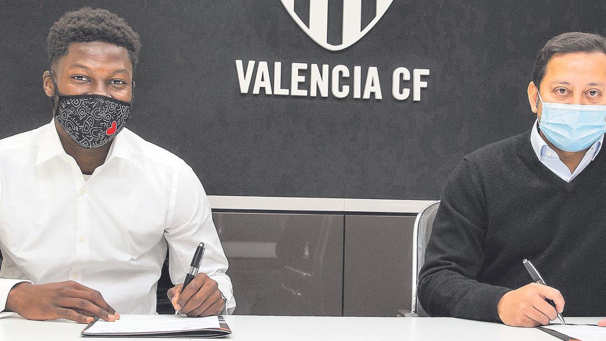 """""""El Valencia es mi lugar en el mundo"""""""