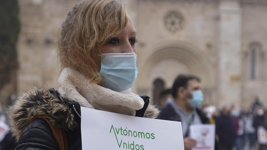 """La organización """"Autónomos Unidos"""" sale hoy a las calles de Zamora para exigir medidas de apoyo"""