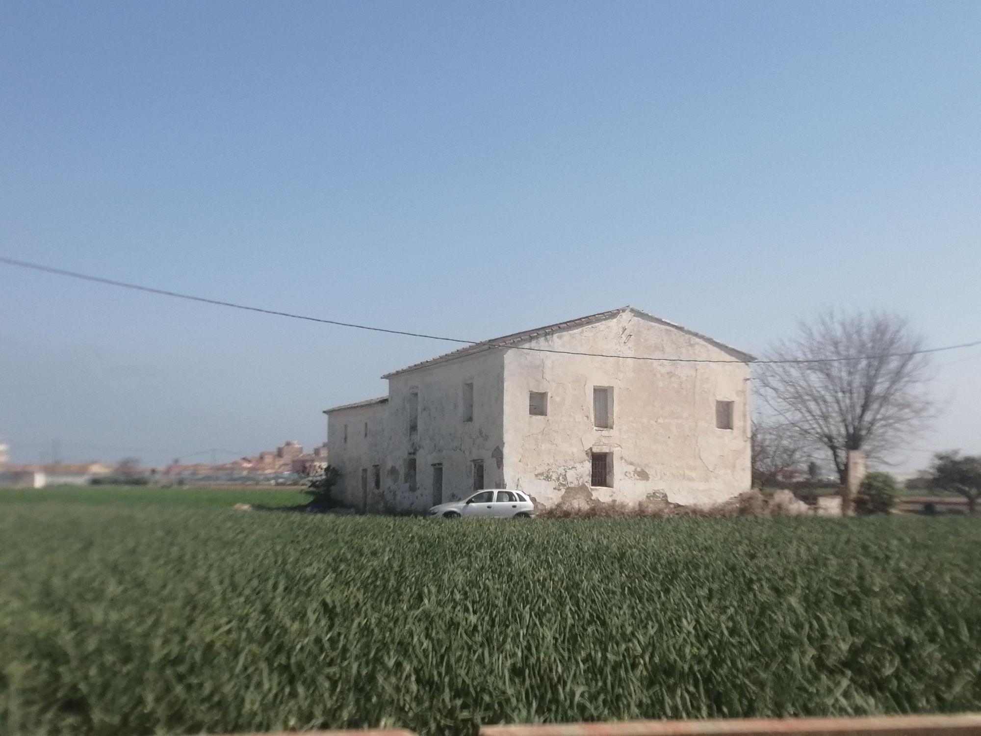 Alquerías: legado arquitectónico en l'Horta