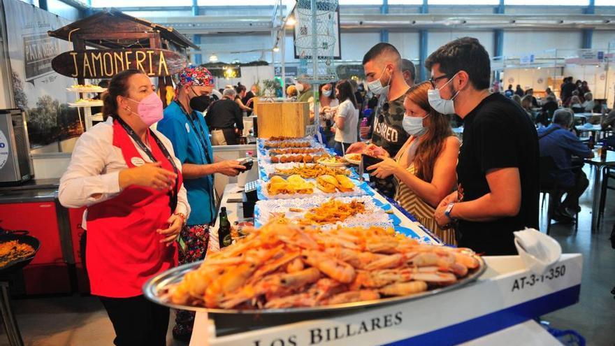 Arranca a rebosar el primer fin de semana de Alicante Gastronómica