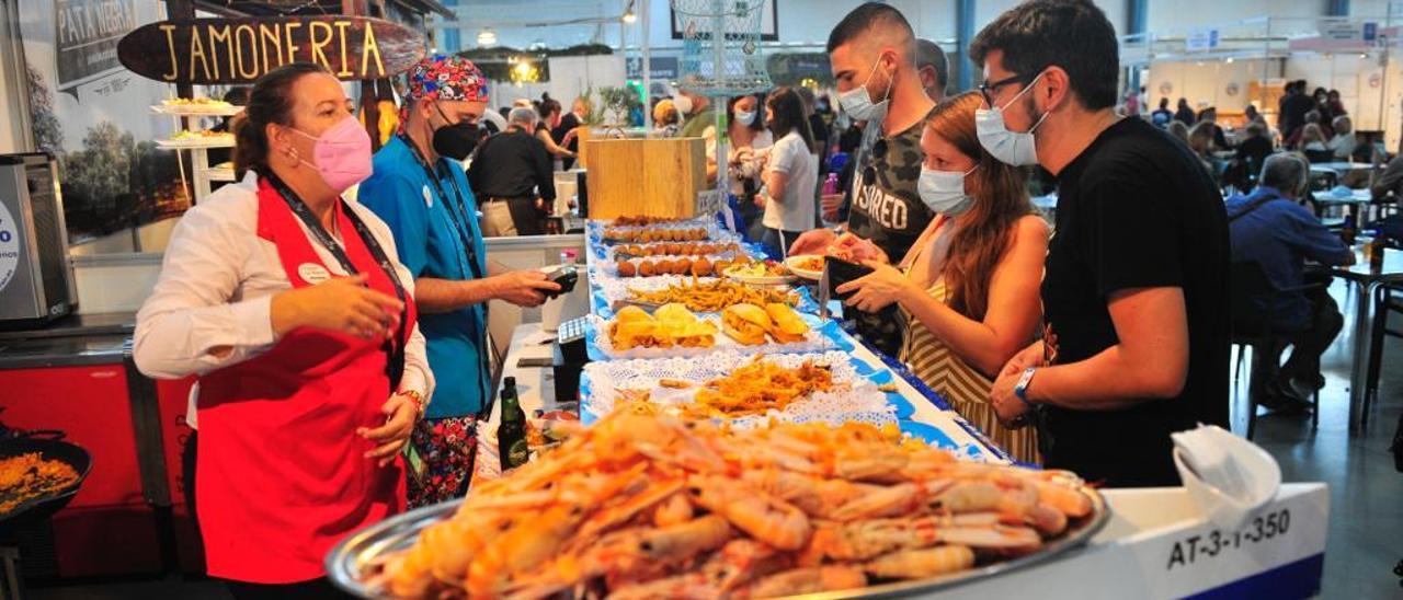 Primer fin de semana de Alicante Gastronómica