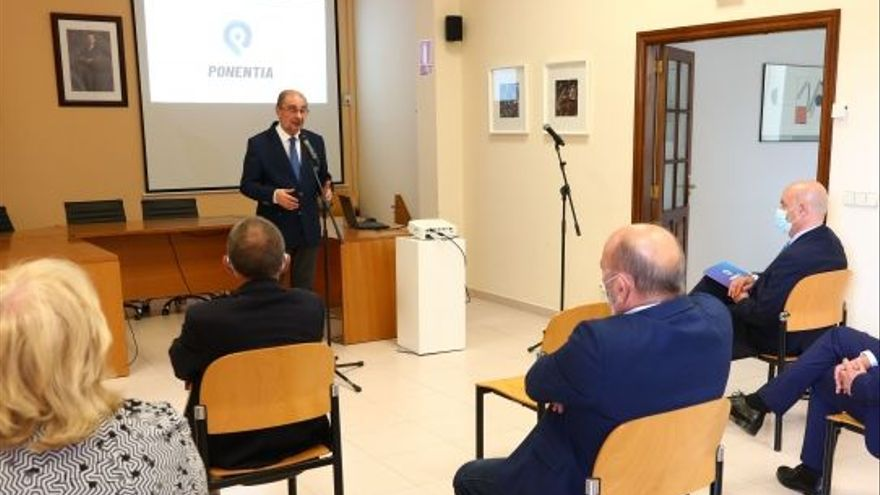 Ponentia invertirá 420 millones en una plataforma ferroviaria en Tamarite