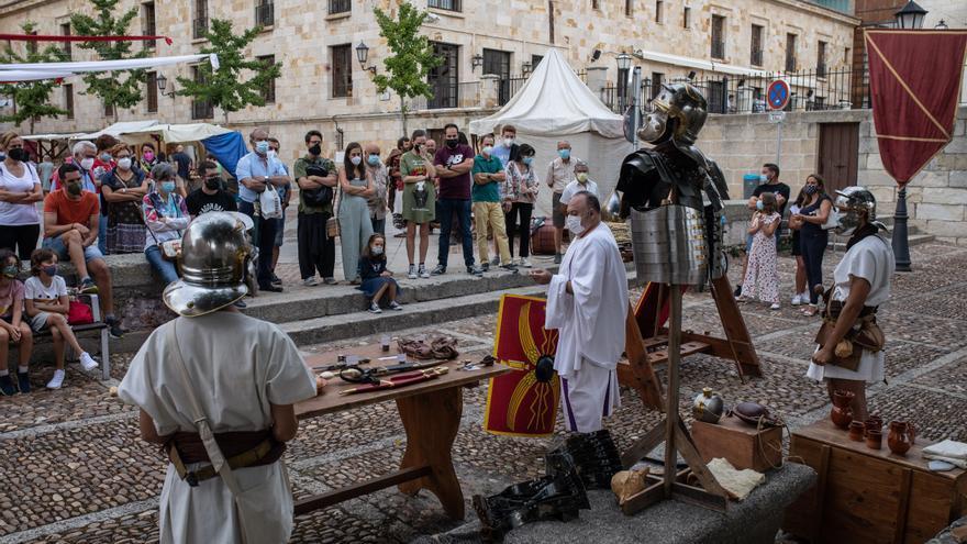 Mercado Romano: ¡Ave, César! Zamora te saluda
