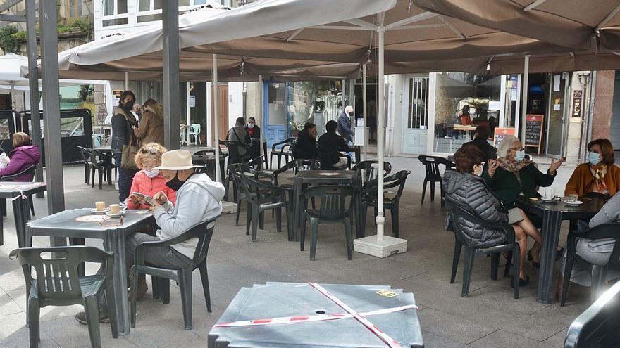 Galicia se prepara para el primer fin de semana de cenas y nuevo toque de queda