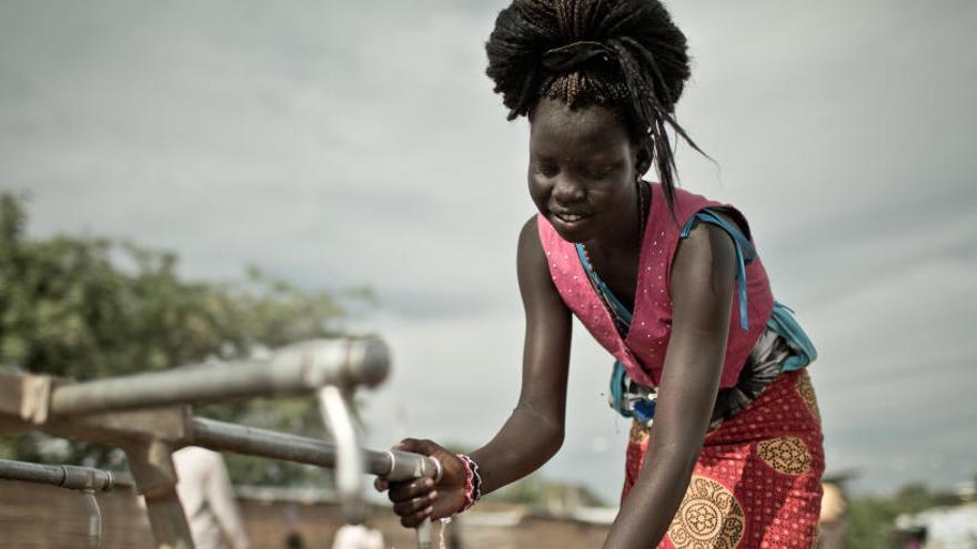 Milions de persones no disposen d´aigua neta a causa de conflictes armats