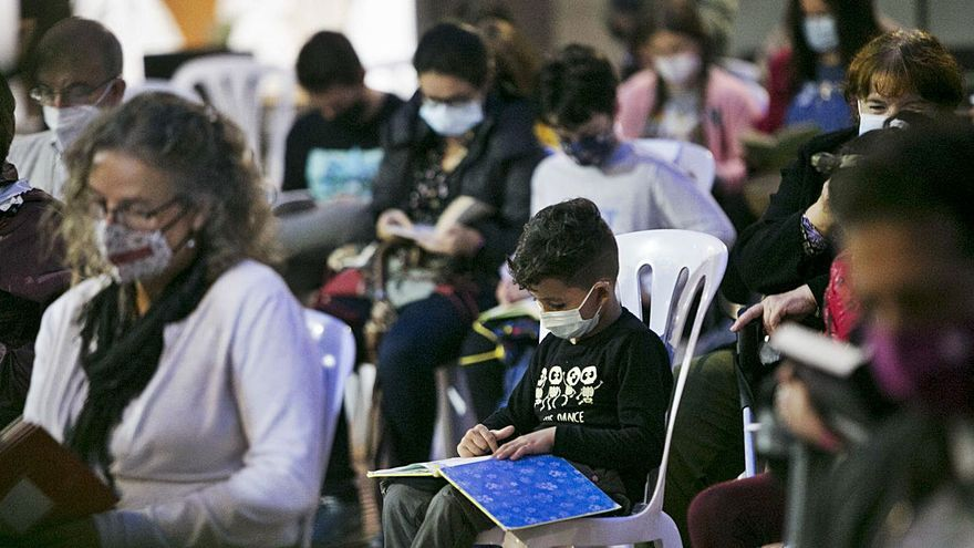 El plaer de la lectura,  en la Setmana de les Biblioteques de Gandia