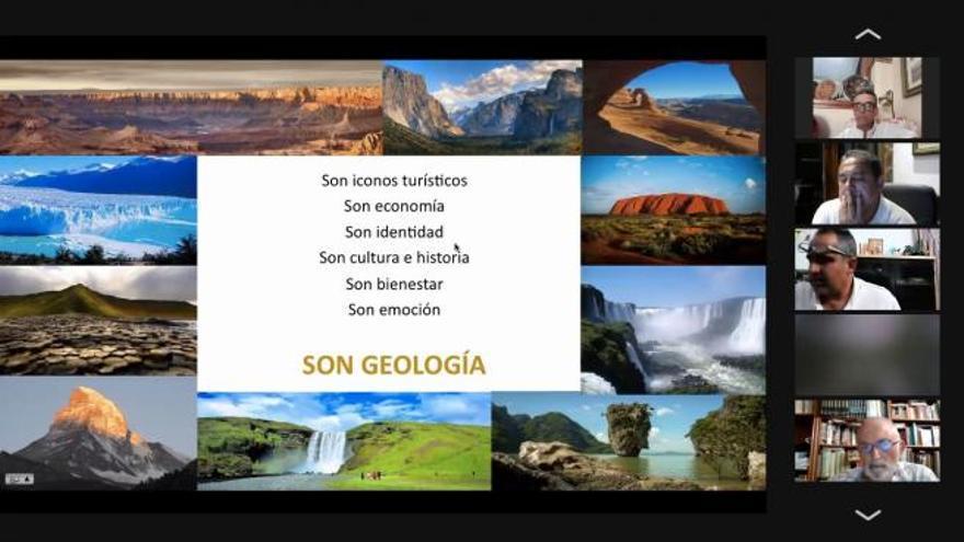 La Diputación impulsa el proyecto del Geoparque del alto Guadalhorce