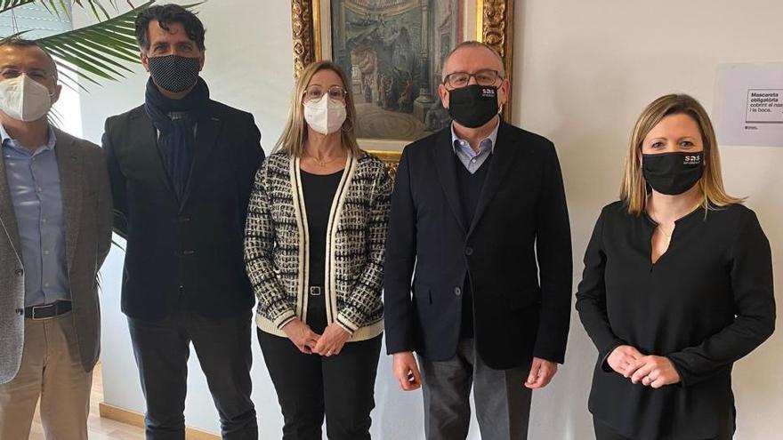 Endesa i Sant Andreu Salut tanquen la compravenda del darrer solar de la Companyia dins l'entorn de l'Anònima