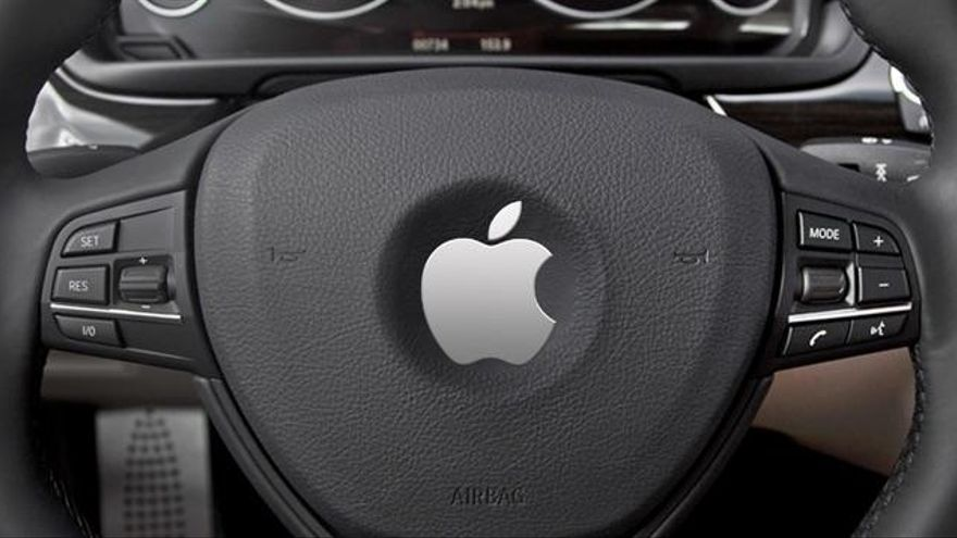 Apple té a 5.000 empleats vinculats a un projecte de vehicles autònoms