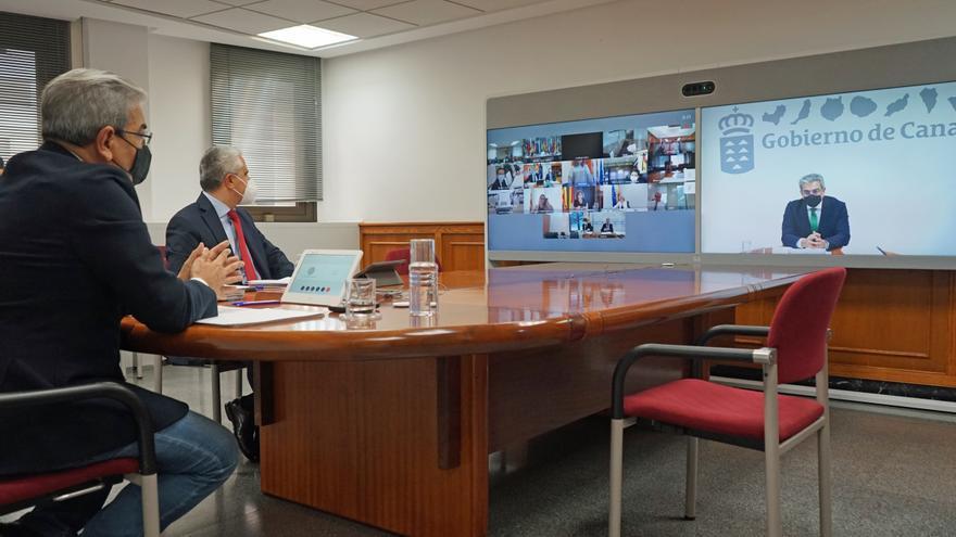 Rodríguez asegura que Canarias contará con presupuestos en 2021
