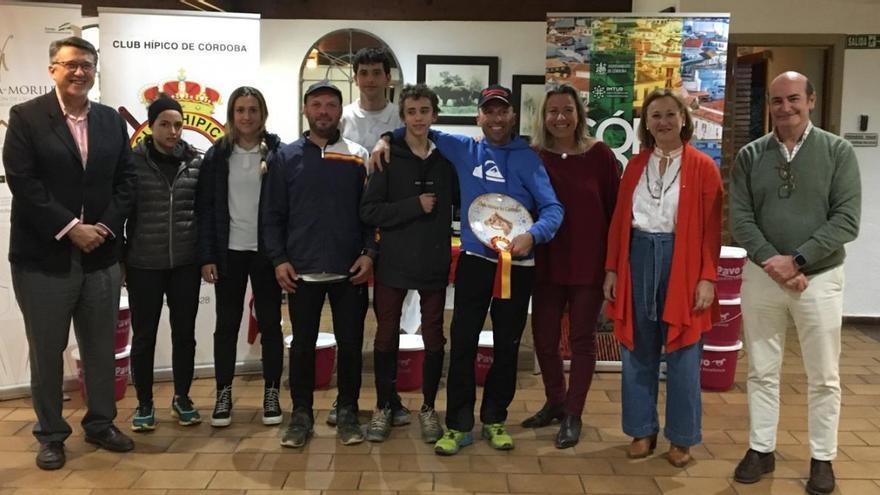 El cordobés Juan Luis Romero gana el Raid Sierra Morena