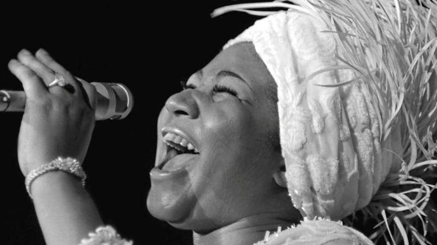 Muere Aretha Franklin, la eterna 'lady soul'