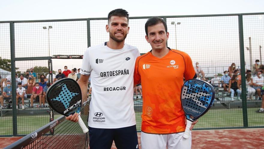 Javi Garrido conquista su cuarto título en los Internacionales