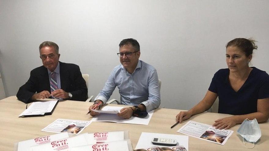 Agost y la Cámara de Comercio firman un convenio para impulsar acciones de cualificación y empleo joven