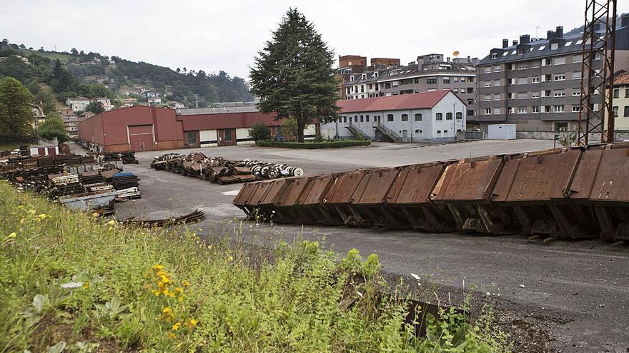 El área empresarial de Santa Ana sigue pendiente tras un año con los permisos