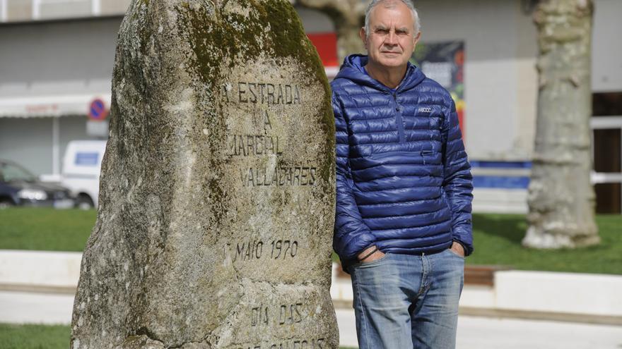 """""""Detrás da candidatura de García Barros hai un importante movemento social"""""""