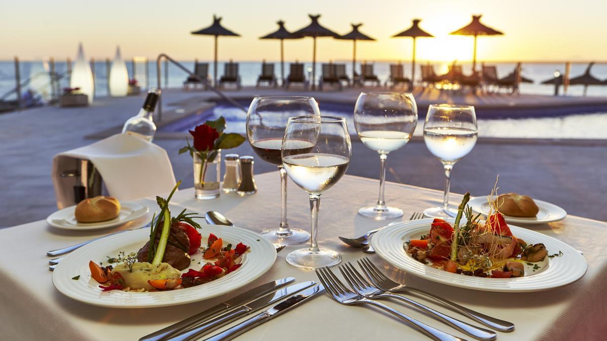 La gastronomía destaca con la promoción de los productos locales y bio.
