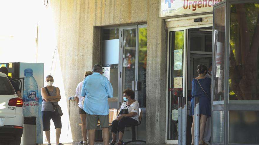 Ingresa en el Hospital de Sant Joan una joven de 15 años por complicaciones del covid