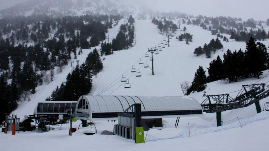 Andorra preveu obrir les pistes d'esquí a partir del 2 de gener